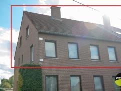 Zeer goed onderhouden en rustig gelegen duplex appartement met maar liefst 175m² en 3 slaapkamers, nabij het centrum van Bilzen en op minder dan