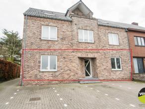 Mooi en ruim gelijkvloers appartement (156m²) met een groot gezellig terras (88m²). Goede verbinding naar Maastricht, Hasselt, Genk en Tonge