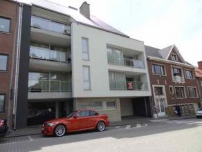 Nieuwbouw appartement, 2 slaapkamers, berging, met aangelegde tuin van 100 m, 30 m terras, hoogwaardige materialen, living met parket en gashaard, nat