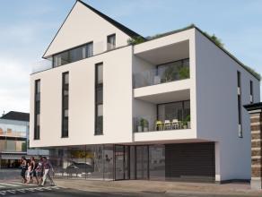 Dit appartement zal te huur zijn vanaf april 2016 of als de bouw is afgewerkt.   Het appartement met een prestigieuze uitstraling is gelegen in het