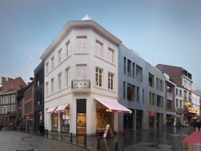 Wij reserveerden voor u het mooiste stukje Hasselt.<br /> <br /> Volledig afgewerkt appartement op de tweede etage van Residentie Bartok. <br /> <br /
