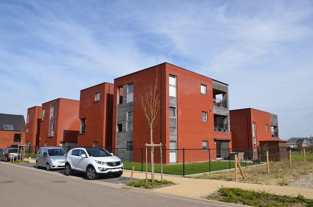 Appartementen te koop in hasselt 3500 limburg for Buitentrap te koop