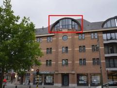 DUPLEX APPARTEMENT MET KWALITATIEVE MATERIALEN OP DE KLEINE RING VAN HASSELT  Het duplex appartement is gelegen op de 4e en 5e verdieping van Reside