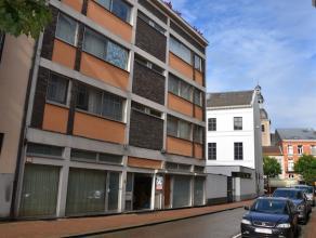 Interessante opbrengsteigendom gelegen in het stadscentrum! Het gebouw bestaat in totaal uit 14 woongelegenheden waarvan er 2 appartementen en 2 stud