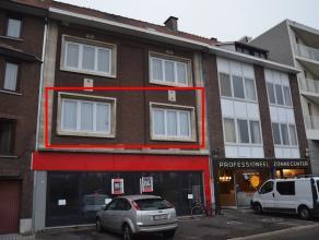 MOOI APPARTEMENT MET 130 M2 BEWOONBARE OPP  Het appartement is gelegen op de 1e verdieping van een kleinschalig gebouw in het centrum van Hasselt, v