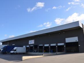 LOGISTIEKE OPSLAGHALLEN gelegen op het industrieterrein Lummen - Heusden-Zolder, vlakbij het verkeersknooppunt Klaverblad E313-E314.  Diverse opslag
