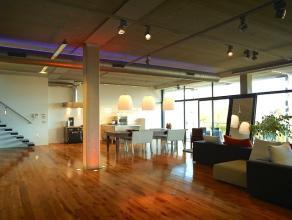"""Unieke luxe loft met enorme terrassen, gelegen op de 2e en 3e verdieping in het gebouw """"Blue Lofts"""". Deze nieuwbouw duplex-loft heeft een bewoonbare o"""