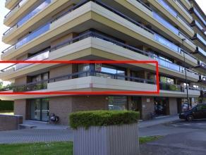 MOOI APPARTEMENT MET GROOT TERRAS EN CENTRALE LIGGING  Dit instapklare appartement is gelegen op de eerste verdieping van Residentie 'Galmbrem' op h