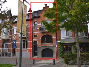 HERENWONING MET STADSTUIN EN GARAGE IN HASSELT CENTRUM  Deze karaktervolle woning is gelegen op de kleine ring van Hasselt op een perceel van 1a 35c