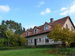 ENERGIEZUINIGE WONING MET ZUID. GEORIENTEERDE TUIN<br /> <br /> Deze villa is gelegen op een perceel van 30a 47ca in Linkhout bij Lummen.  Vlotte verb