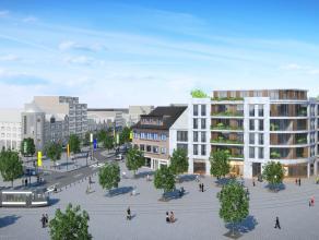 Topligging!<br /> <br /> Prachtig penthouse in Residentie Stadshaven met een oppervlakte van 90 m2 met 2 terrassen met een totale oppervlakte van 74 m