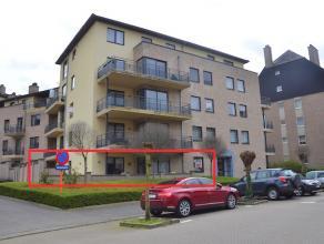 Dit instapklaar appartement (96m2) met ruim terras (63m2) is gelegen op de gelijkvloerse verdieping van de verzorgde residentie Marie Curie. Incl. gar