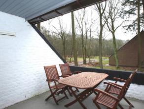 Mooie, gerenoveerde vakantiestudio met zuidgericht terras in domein Hengelhoef (in erfpachtrecht). <br /> <br /> Ligging: <br /> Deze studio maakt