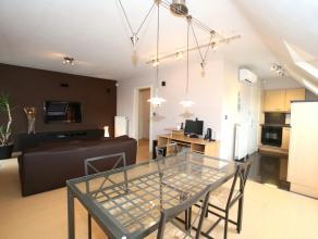 Praktisch en goed onderhouden 1 slaapkamer appartement met berging - pal in het centrum van Zolder. Het appartement bevind zich aan de achterzijde van