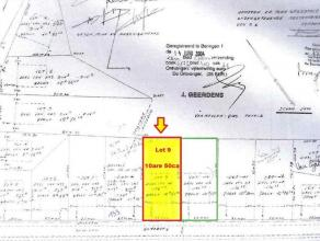 Mooi perceel bouwgrond van 10 are voor open bebouwing (grens Ham en Beringen) Op de grens van Beringen en Ham (grondgebied Beringen) ligt LOT 9 uit ee