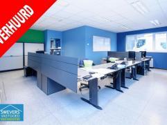 Volledig ingericht kantoor van 110m² op bedrijventerrein Lange Beemden te Zolder Als ondernemer van een opstartende zaak kan u hier onmidd