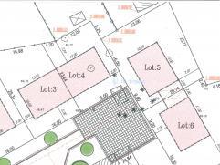 Te koop: bouwgrond gelegen in de verkaveling Winterdijkhof   LOT 4: 3 a 59 ca  Bouwvoorschriften: - grondgebonden ééngezinswoning