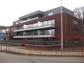 TE HUUR: nieuwbouwappartement (99m2) met 3 slpk. en 2 ruime terrassen (17 en 18m2), gelegen aan de rand van Zolder-Centrum met in de directe omgeving