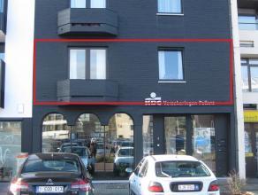 Appartement met 2 slaapkamers, gelegen in het centrum van Zolder.<br /> <br /> Het appartement is gelegen op de eerste verdieping. Er is geen lift.<br
