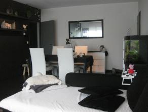Te huur: mooi gerenoveerd appartement, gelegen in het centrum van Genk<br /> <br /> Indeling:<br /> Inkomhal met vestiaire, woonkamer met toegang tot