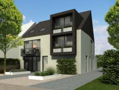 Beverlo, Residentie De Kroon  Kleinschalig nieuwbouwproject in het centrum van Korspel-Beverlo, bestaande uit 2 gelijkvloerse appartementen (2slpk)