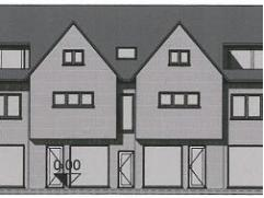 Nieuwbouw appartement nabij Houthalen-centrum. Oplevering voorzien vanaf 01/12/2014. Gebouw met lift. Parkeerplaats en berging in kelder, mogelijkheid