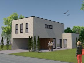 Prachtige nieuwbouwwoning INCLUSIEF ZONNEPANELEN te koop. Deze zeer moderne open bebouwing is gelegen in de nabijheid van het centrum van Beringen. Wo