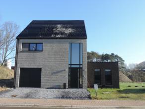 Nieuwe moderne gezinswoning, gelegen op een recente verkaveling, rustig en toch vlakbij het centrum van Beringen. De grondoppervlakte bedraagt 5a 10ca
