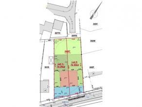 Perceel bouwgrond voor halfopen bebouwing met een oppervlakte van 7a 03ca.Ligging Het perceel is goed gelegen aan de Keinkesstraat te Genk. Kenmerken