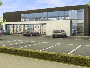 Kantoorruimte (431 m²) op 1e verdiep gelegen op toplocatie! Eventueel opsplitsbaar.