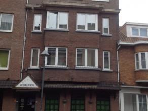 Gerenoveerd appartement met 2 slaapkamers gelegen op wandelafstand van het Stadsplein. Inclusief parking. VK: 40 EUR/maand.