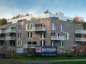 Zeer mooi en kwalitatief ingericht gelijkvloers appartement met 2 slaapkamers in residentie De 2 Heeren, in het groene hart van het stadsdeel Bret in