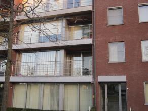 Modern appartement (55 m²) op de 3e verdieping met 1 slaapkamer gelegen op een unieke locatie tegenover C-Mine! VK: 20 EUR/maand. Vrij vanaf 01/0
