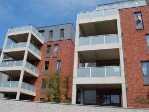 Ruim recent appartement met 2 slaapkamers gelegen in Residentie De Brouwerij.  Het is gelegen vlakbij het trein- en busstation, het Vlaams Huis en het