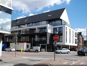 Modern nieuwbouw appartement dewelke weldra zal worden opgeleverd. <br /> <br /> Residentie Genkerhei is gelegen op de hoek van de Grotestraat / Centr
