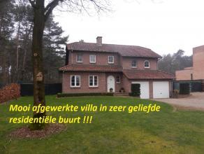 Ligging en omgeving Gelegen in de Heidestraat (zijstraat van de Weg naar As). Zeer geliefde woonbuurt met residentiële ligging. Op ongeveer 1800