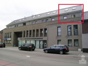 Mooi instapklaar duplex-appartement met ruim terras en autostandplaats en berging in de kelder. Gelegen op een schitterende locatie vlakbij scholen, s