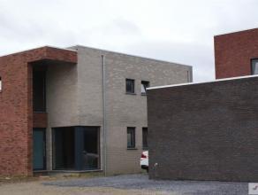 4 Half open bebouwingen met moderne vormgeving en veel lichtinval. De woningen hebben 3 slaapkamers en zijn allen gelegen in Rotem op een perceel van