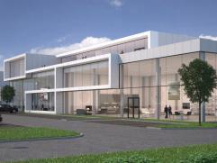 Businesspark Berbroek is een gefaseerde ontwikkeling en reconversie van de voormalige eierveiling tot een bedrijvenpark met bedrijfsverzamelgebouwen v