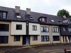 Dit ruim en modern afgewerkt appartement kan je vinden in het mooie Alken. Het appartement heeft volgende indeling: inkomhal, berging, badkamer met d
