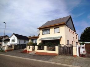 Zeer interessant eigendom aangeboden in rustige woonbuurt van Houthalen-Helchteren,bestaande uit een vrijstaande woning met ruime indeling, aparte bij