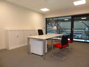 Moderne nieuwbouwkantoren vanaf 35m² gelegen in het multifunctionele voetbalstadion STAYEN. De kantoren worden gebruiksklaar afgeleverd en bieden