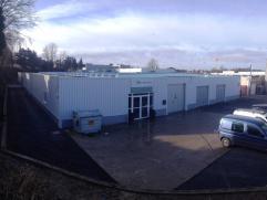 Goed gelegen, volledig gerenoveerde magazijn/opslagruimte te huur van 500 m² (unit N1).  Tevens is er de mogelijkheid om inpandig bureelruimten