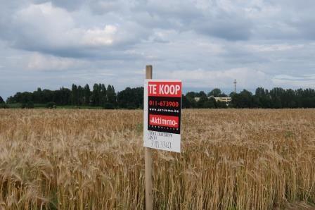Grond te koop in sint truiden ejxob aktimmo for Landbouwgrond te koop