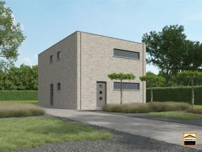 Nieuw te bouwen woning dewelke ontworpen werd in hedendaagse stijl. De woning is rustig gelegen in de dorpskern van Vliermaal en toch is de autosnelwe