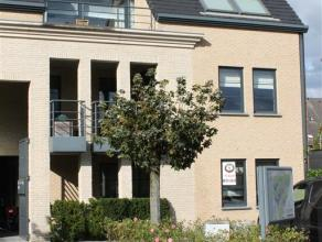 Michiel Jansplein 33 - 3920 Lommel  Gelijkvloers appartement met 2 slaapkamers, 2 terrassen, kelderberging en bovengrondse garage in centrum van Lom