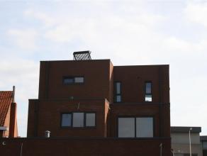 KONINGSTRAAT 25 - 3920 LOMMEL  Zeer mooi nieuwbouwappartement op de eerste verdieping met 2 slaapkamers en uitzonderlijk groot terras.  Het appart