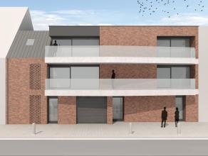 Prachtig luxueus nieuwbouwappartement (91,60m²) met 2 slaapkamer en 1 groot terras gelegen op toplocatie in hartje Lommel. Aankoop onder BTW-stel