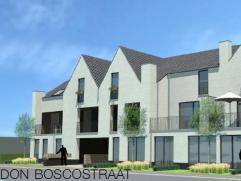 Nieuwbouwappartement op gelijkvloers met 1 slaapkamer en terras/tuin, gelegen in het centrum van Lommel. Aankoop onder BTW-stelsel! Inlichtingen te ve