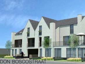 Nieuwbouwappartement (duplex) met 2 slaapkamers en terras, gelegen in het centrum van Lommel. Aankoop onder BTW-stelsel! Inlichtingen te verkrijgen op